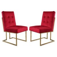 Kanan Dining Chairs in Rose (Set of 2)