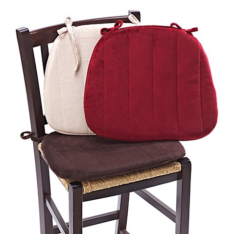 Superbe Memory Foam Chair Cushion