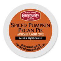 Keurig® K-Cup® Pack 18-Count Community Coffee® Pumpkin Praline