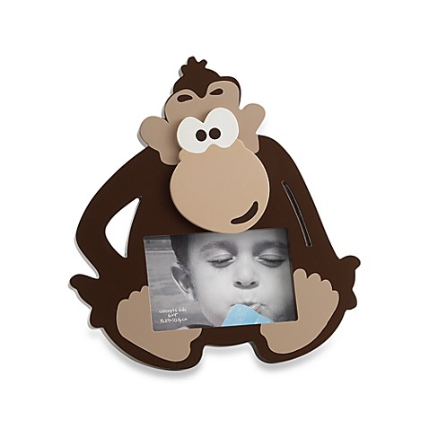 concepts in time 6 - Monkey Picture Frame