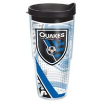 Tervis® MLS® San Jose Earthquakes Striker 24 oz. Wrap Tumbler with Lid