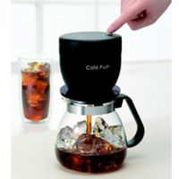 MacMa Café Push 1 Cup Pour Over Coffee Maker