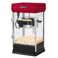 Cuisinart® Classic-Style Popcorn Maker in Red