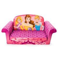 Marshmallow Disney® Princesses Flip-Open Sofa