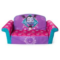 Marshmallow Disney® Vampirina Flip-Open Sofa