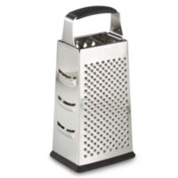 9-Inch Stainless Steel 4-Sided Grater
