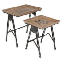 Winsome Home Accent Tables in Brown (Set of 2)