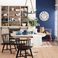 Bee & Willow™ Home Pedestal Dining Table in Light Natural