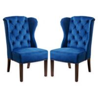 Sienna Dining Chairs in Blue (Set of 2)