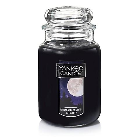 yankee candle housewarmer midsummer 39 s night scented. Black Bedroom Furniture Sets. Home Design Ideas