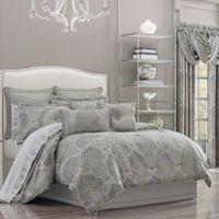 J. Queen New York™ Dimitri King Comforter Set in Spa