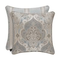 J. Queen New York™ Dimitri 20-Inch Square Throw Pillow in Spa