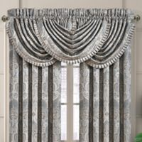 J. Queen New York™ Dimitri Waterfall Valance in Spa