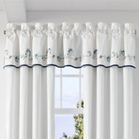 Piper & Wright Betsy Window Valance in White