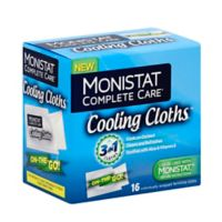 Monistat® Complete Care® 16-Count 3-in-1 Cooling Cloths™
