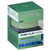 L'Oréal® 1.7 oz. Pure Clay Mask Clear and Comfort