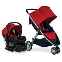 BRITAX® B-Lively & B-Safe 35 Travel System in Cardinal