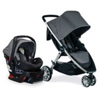 BRITAX® B-Lively & B-Safe 35 Travel System in Dove