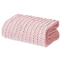 Oscar/Oliver Luca Chunky Knit Throw Blanket