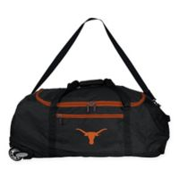 University of Texas at Austin 36-Inch Collapsible Duffle