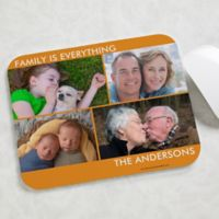 Picture Perfect Personalized Mouse Pad- 4 Photo