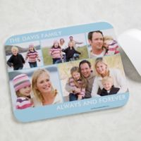 Picture Perfect Personalized Mouse Pad- 5 Photo