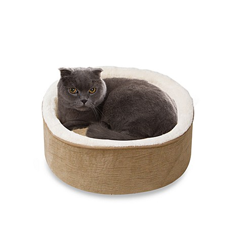 SoftTouch™ 16-Inch Kitty Kup in Tan Elephant Skin