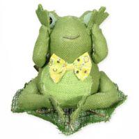 Northlight See No Evil Sitting Frog Spring Tabletop Decoration