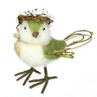 Northlight Right Facing Standing Spring Bird Tabletop Decoration