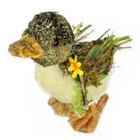 Northlight 8-Inch Springtime Standing Duck Figurine