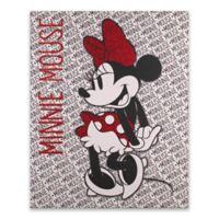Disney® Minnie Rocks Canvas Wall Art