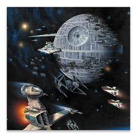 Star Wars™ Death Star Return of the Jedi Canvas Wall Art