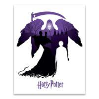 Harry Potter™ Death's Duel Canvas Wall Art