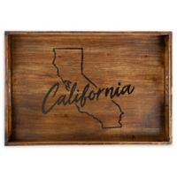 Core™ Home California Rectangular Serving Tray in Tan