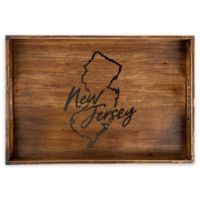 Core™ Home New Jersey Rectangular Serving Tray in Tan