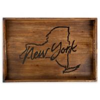 Core™ Home New York Rectangular Serving Tray in Tan