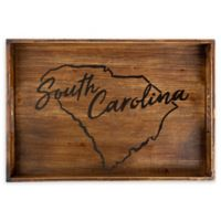 Core™ Home South Carolina Rectangular Serving Tray in Tan
