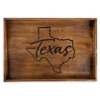 Core™ Home Texas Rectangular Serving Tray in Tan