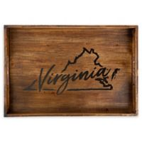 Core™ Home Virginia Rectangular Serving Tray in Tan