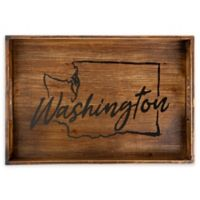 Core™ Home Washington Rectangular Serving Tray in Tan