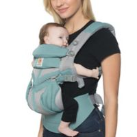 Ergobaby™ Omni 360 Cool Air Mesh Baby Carrier in Mint