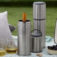 Personalized Portable Wine Bottle Chiller