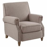 Madison Park™ Upholstered Convertible Recliner in Grey
