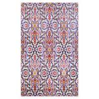 Couristan® Xanadu Puebla 2' x 3'7 Accent Rug in Purple