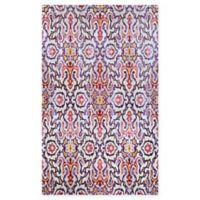 Couristan® Xanadu Puebla 5'10 x 9'2 Accent Rug in Purple