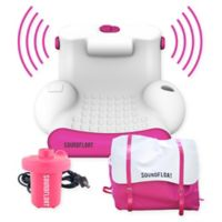Soundfloat Arm Chair Pool Float in Pink