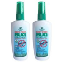 Greenerways Organic™ 2 Pack 4 oz. Bug Repellent