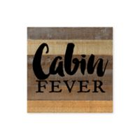 Sweet Bird & Co. Cabin Fever Reclaimed Wood Wall Art