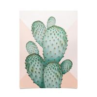 Deny Designs Iveta Abolina 18-Inch x 24-Inch Copper Spike Fabric Poster