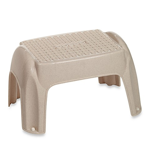 Cosco® Sand Small Molded One Step Stool
